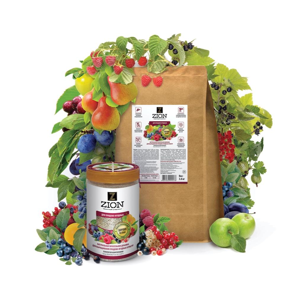 Цион для плодово-ягодных культур